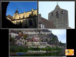 diaporama pps Périgord Sarlat Domme La Roque Gageac