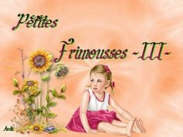 diaporama pps Petites frimousses III