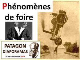 diaporama pps Phénomènes de foire