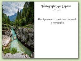 diaporama pps Photographe Ann Coppens – 2ème partie