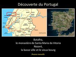 diaporama pps Portugal Batalha – Nazaré