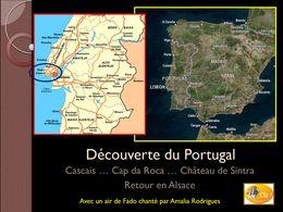 diaporama pps Portugal Cascais Sintra