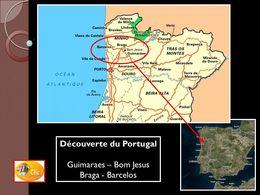 diaporama pps Guimaraes Bom Jesus Braga Barcelos