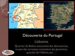 diaporama pps Portugal – Lisbonne