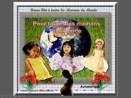 diaporama pps Pour toutes les mamans du monde