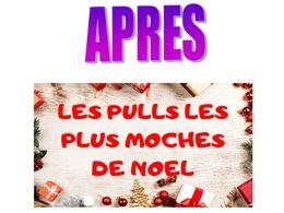 diaporama pps Pulls de Noël