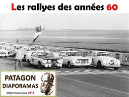 diaporama pps Rallyes années 60