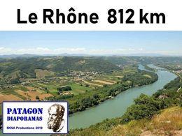 diaporama pps Le Rhône 812 Km