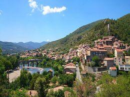 diaporama pps Roquebrun le petit Nice héraultais