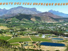 diaporama pps Route des vins d'Afrique du Sud