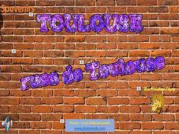 diaporama pps Rues de Toulouse