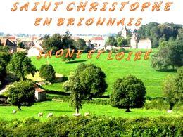 diaporama pps Saint-Christophe-en-Brionnais