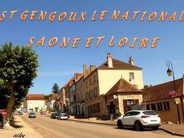 diaporama pps Saint-Gengoux-le-national