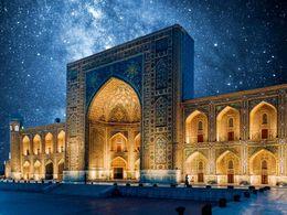 diaporama pps Samarkand – Uzbekistan