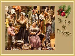 diaporama pps Santons de Provence
