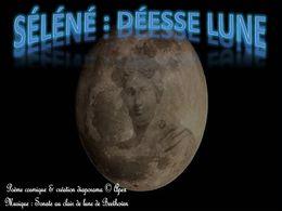 diaporama pps Séléné déesse lune