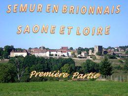 diaporama pps Semur-en-Brionnais – Saône-et-Loire