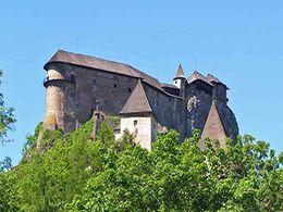 diaporama pps Slovaquie – Château d'Orava