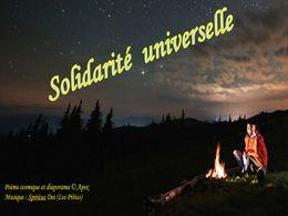 diaporama pps Solidarité universelle