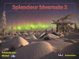 diaporama pps Splendeur hivernale 2