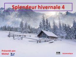 diaporama pps Splendeur hivernale 4