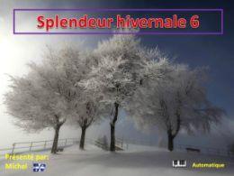 diaporama pps Splendeur hivernale 6