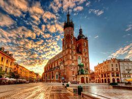 diaporama pps St. Mary's Basilica Krakow poland