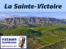 diaporama pps Sainte-Victoire