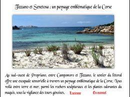 diaporama pps Tizzano et Senetosa – Corse