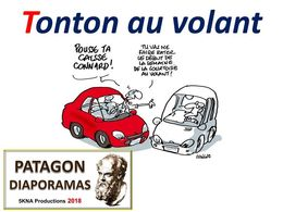 diaporama pps Tonton au volant