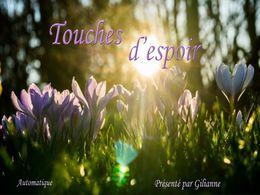 diaporama pps Touches d'espoir