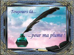 diaporama pps Toujours la pour ma plume