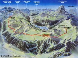 diaporama pps Train d'Artouste – Ossau – Pyrénées-Atlantiques