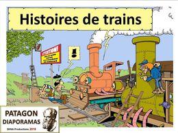 diaporama pps Histoires de trains