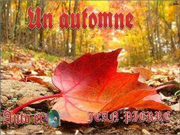 diaporama pps Un automne