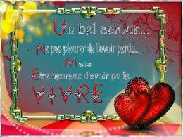 diaporama pps Un bel amour