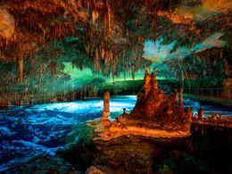 diaporama pps Underground lakes