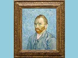 diaporama pps Van-Gogh animé