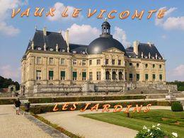 diaporama pps Vaux-le-Vicomte les jardins
