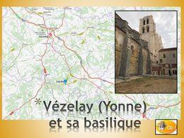 diaporama pps Vézelay – Yonne