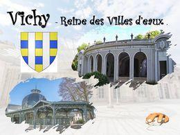 diaporama pps Vichy reine des villes d'eaux