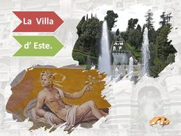 diaporama pps Villa d'Este