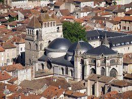 diaporama pps Vitraux de la cathédrale de Cahors