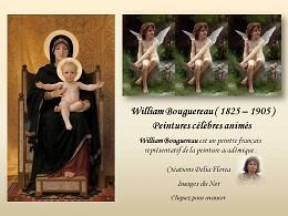 diaporama pps William Bouguereau animée