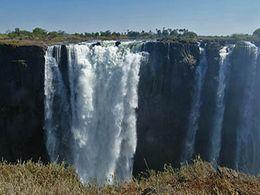 diaporama pps Zimbabwe – Chutes Victoria