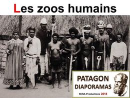 diaporama pps Zoos humains