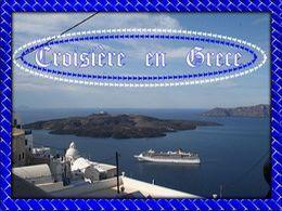 Croisiere en Grèce