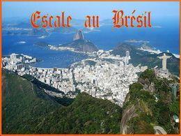 Escale au Brésil
