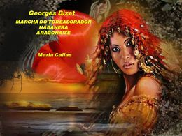 Maria Callas Carmen