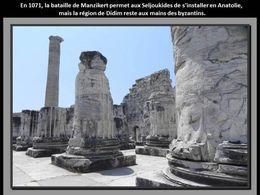 Didim Milet et Priene en Turquie